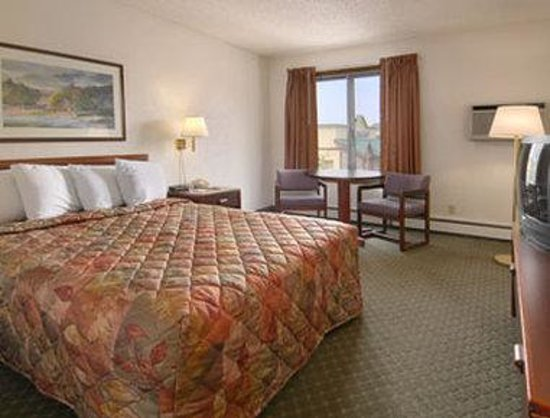 Days Inn Bozeman: Standard Queen Bed Room