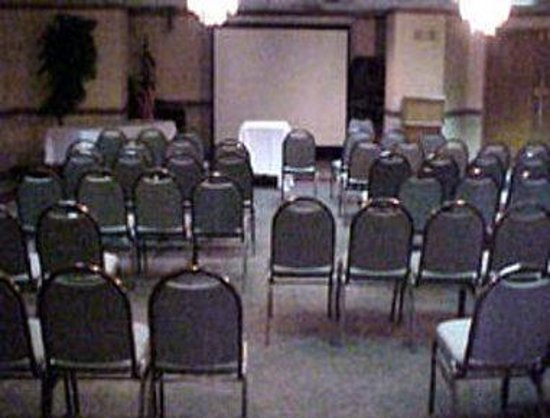South Lansing Days Inn: Meeting/Banquet Room