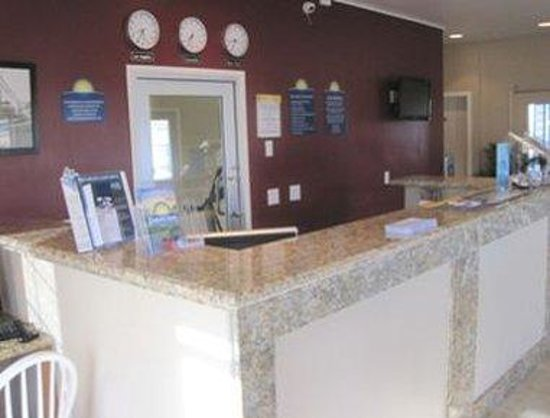 Westley, CA: Front Desk