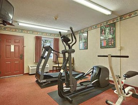 Alsip, IL: Fitness Center