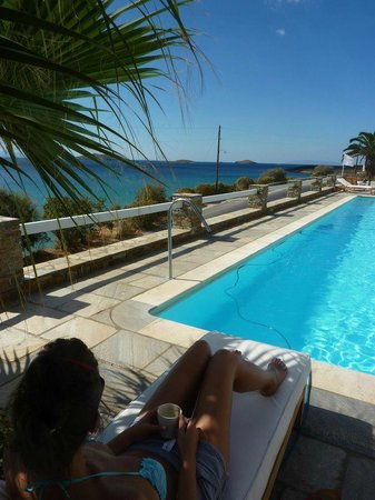 Perrakis Hotel Andros: Pool