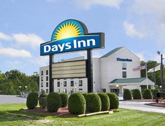 Welcome to the Days Inn West Springfield
