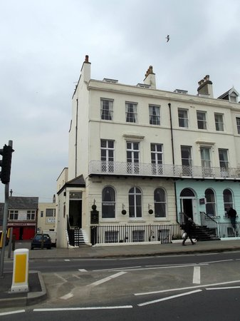 Sherborne Hotel Weymouth Reviews