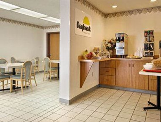 Days Inn: Breakfast Area