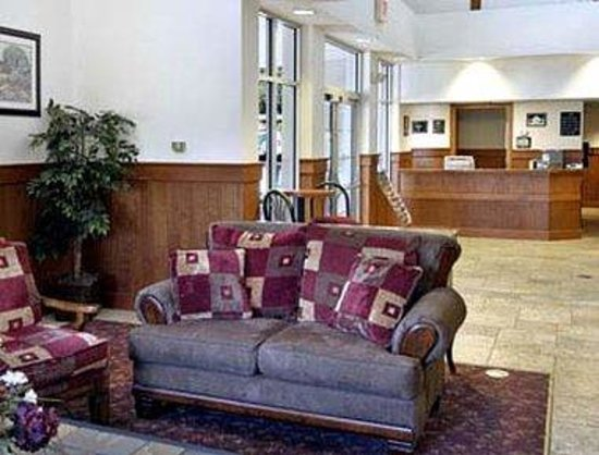 Days Inn Brooksville: Lobby