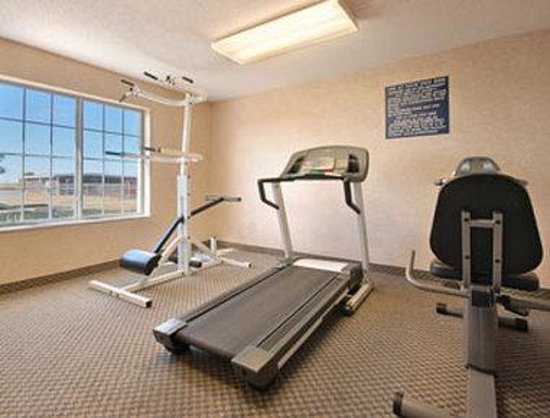 Clayton, NM: Fitness Centre