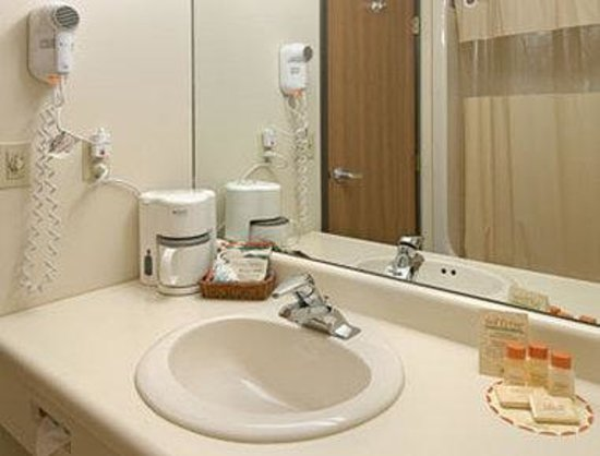 Days Inn Alpena: Bathroom