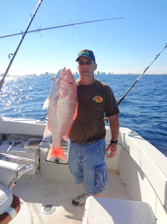 Red Snapper On Sports Fishing Boat Picture Of Fishing