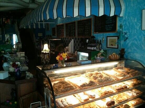 Orange County, CA: Blue Frog Pastries