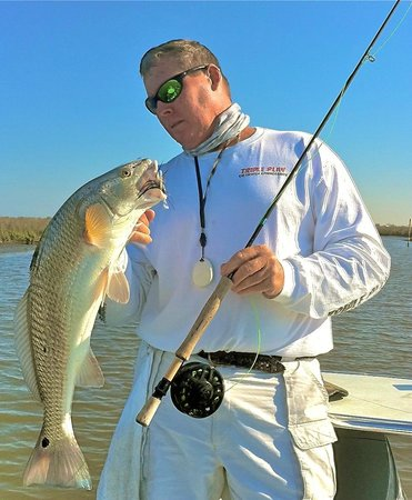 Great wintertime fishing in the Mississippi River Delta - Picture of