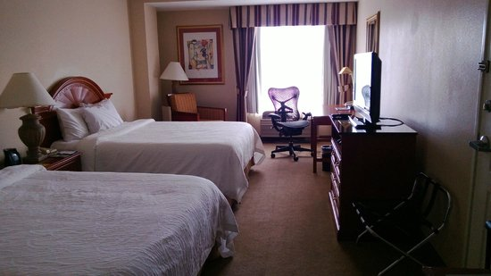 Hampton Inn - McHenry: Room view 2