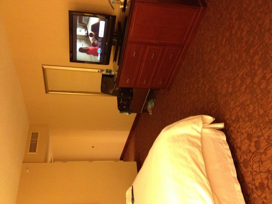 Sheraton Nashville Downtown Hotel : TV 