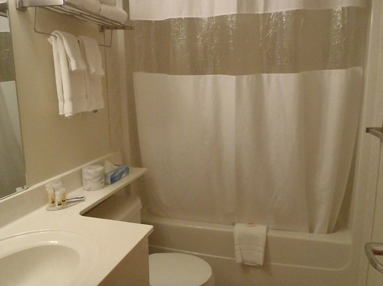 Days Inn &amp; Suites - Yellowknife: bathroom