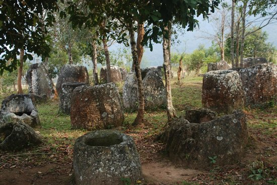 Photos of Plain of Jars, Laos