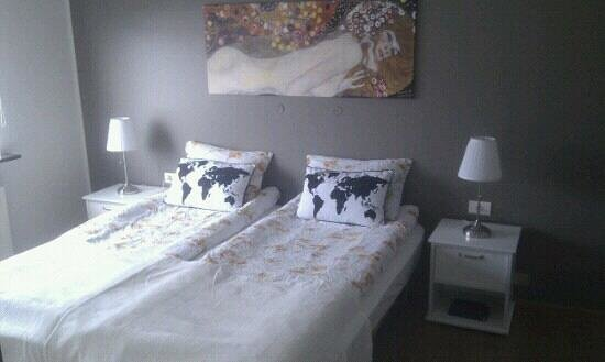 Patreksfjorour, Island: Very clean and comfortable rooms.