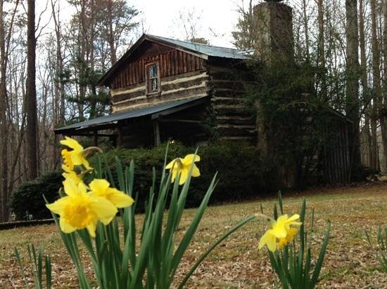 ‪‪Pilot Knob Inn‬: SpringTime at Cabin No. 1‬