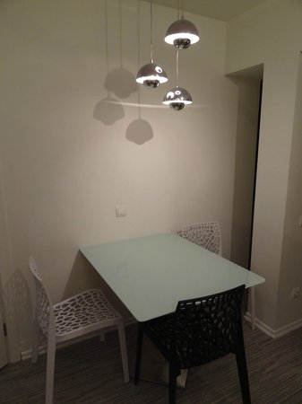   : Dining area