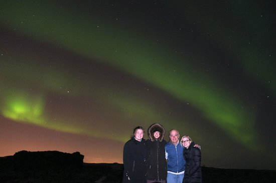Solstice Private Tours: Northern Lights!