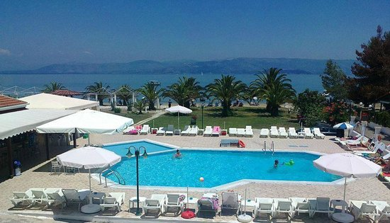 Photo of Umbrella Beach Hotel & Apartments Corfu