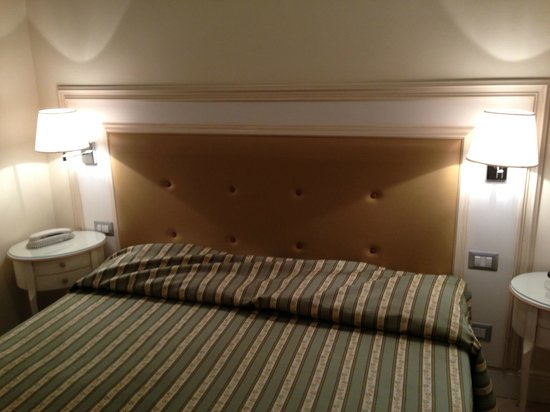 Hotel dei Macchiaioli: Room 103 - double bed