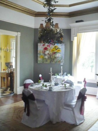 Ashford Manor Bed and Breakfast: Georgeous!