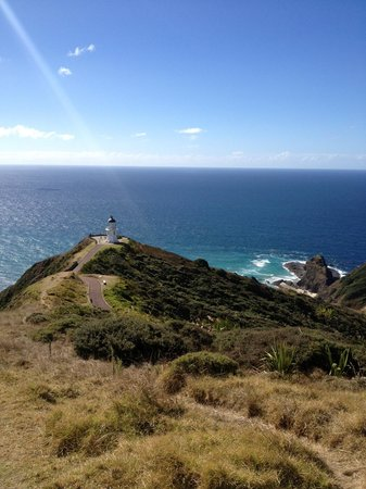 Cable Bay, New Zealand: Cape Reinga is a short drive away