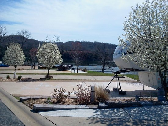 Ozarks RV Resort on Table Rock Lake