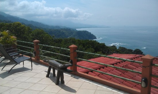 Villas Alturas: Great View from the Pool Deck
