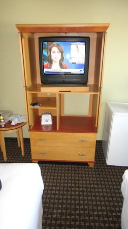 Americas Best Value Inn Hayward: Entertainment Center
