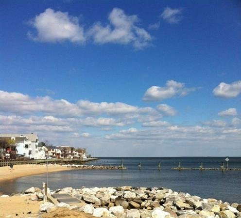 North Beach, MD: love the beach