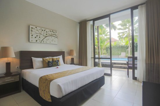 The Sunti Ubud Resort: Deluxe Bed Room
