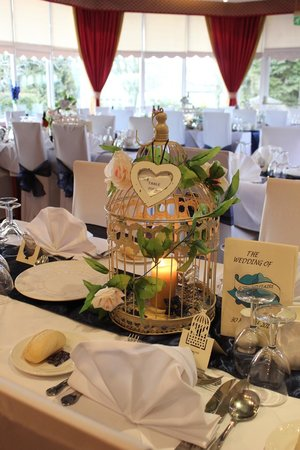 Somerton House Hotel: Wedding reception march 2013