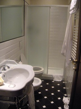 Hotel Dei Priori : bagno 