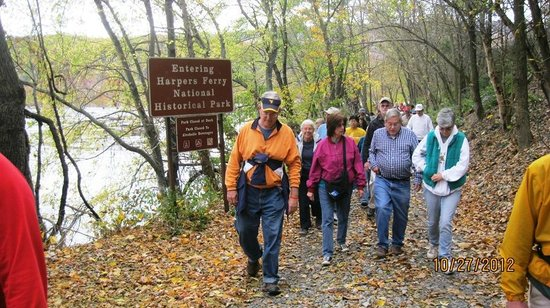 Eastern panhandle recreational trail for Zetts fish farm