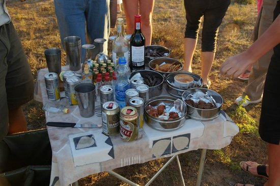 African Pride Pumba Private Game Reserve: Safari - Picknick