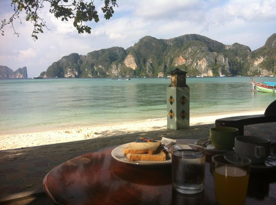 Andaman Beach Resort: breakfast