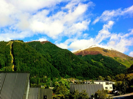 Scenic Suites Queenstown: One from from our room