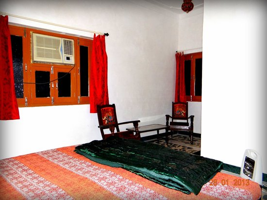 Chandra Niwas: One of the rooms