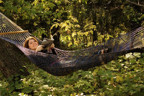 Selkirk, Kanada: Relax in comfort in the forest