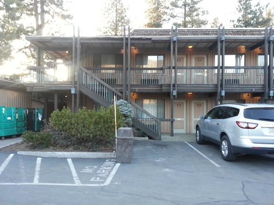 BEST WESTERN Station House Inn: older style but hey it was great value