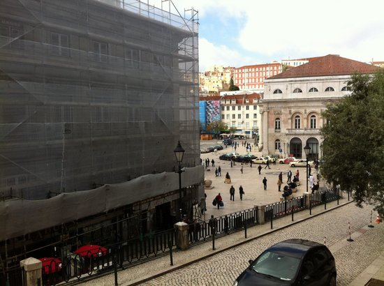 Lisbon Story Guesthouse: View from Fado room