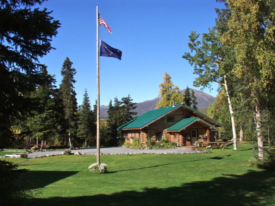 Alaska Heavenly Lodge
