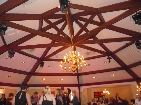 Airth Castle & Hotel: great function room