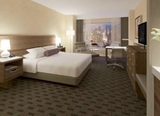 Hyatt Regency McCormick Place: Newly renovated guest room