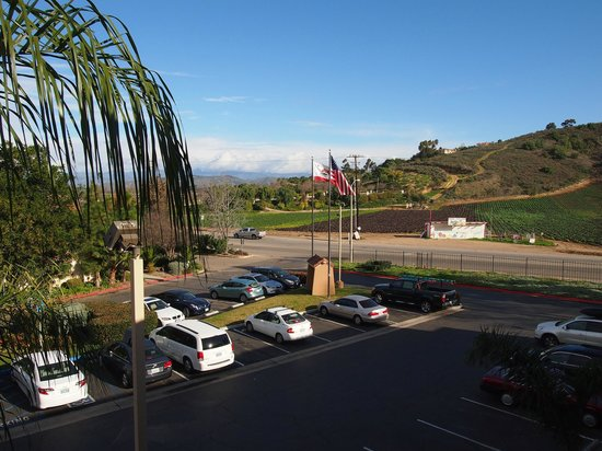 Holiday Inn Express Camarillo: Out of my balcony