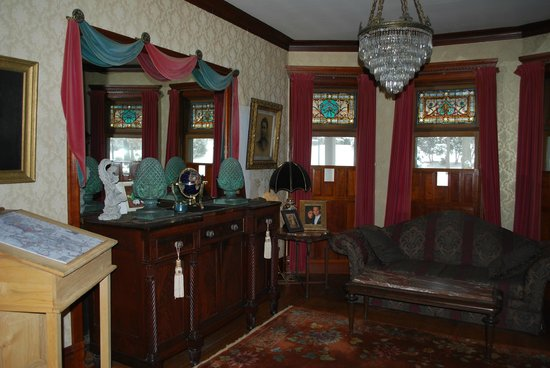 Smethport, Pensilvania: Another front room on the 1st floor