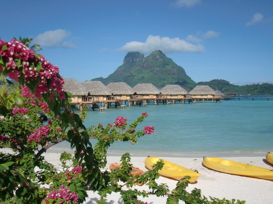 Bora Bora Pearl Beach Resort & Spa: Amazing