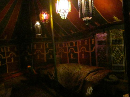 El Morocco Inn &amp; Spa: Moroccan Tent