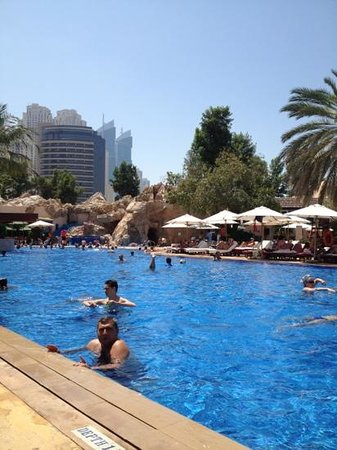 Habtoor Grand Resort & Spa: The pool xx