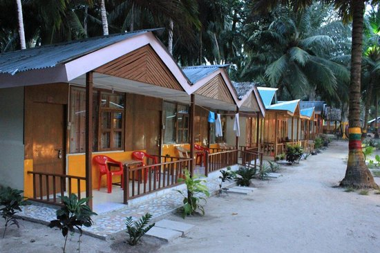 gold star beach resort havelock island india hotel. Black Bedroom Furniture Sets. Home Design Ideas